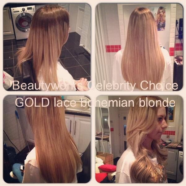 Gold Lace Double Weft The Results Are Amazing Http