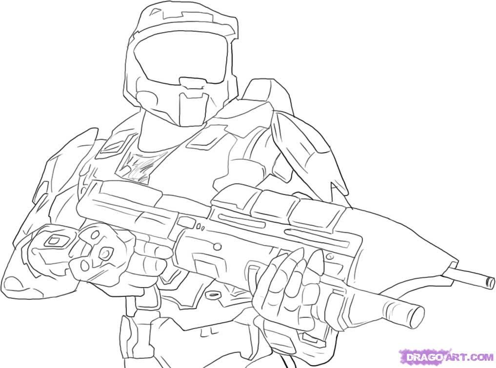 How To Draw Master Chief Step 5 1 000000002091 5 Jpg 1017 755