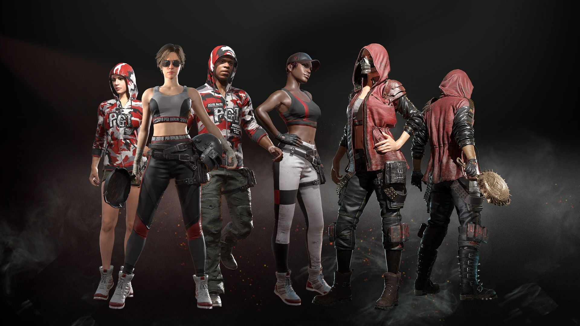 Pubg Mobile Twitch Skins - Pubg Winner Page Generator