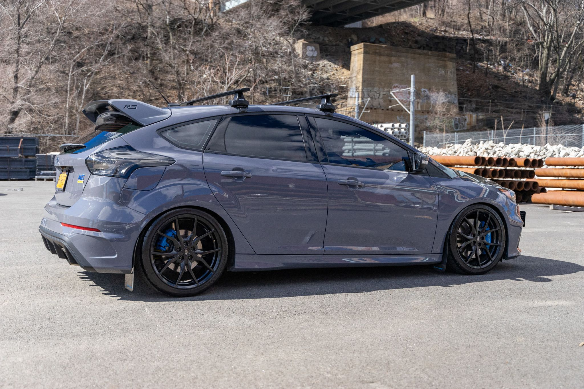 modified 2016 ford focus rs ford