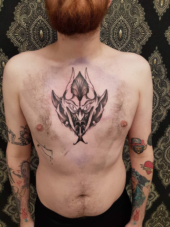 Latest piece done today by bartman tattoos Cavan Ireland