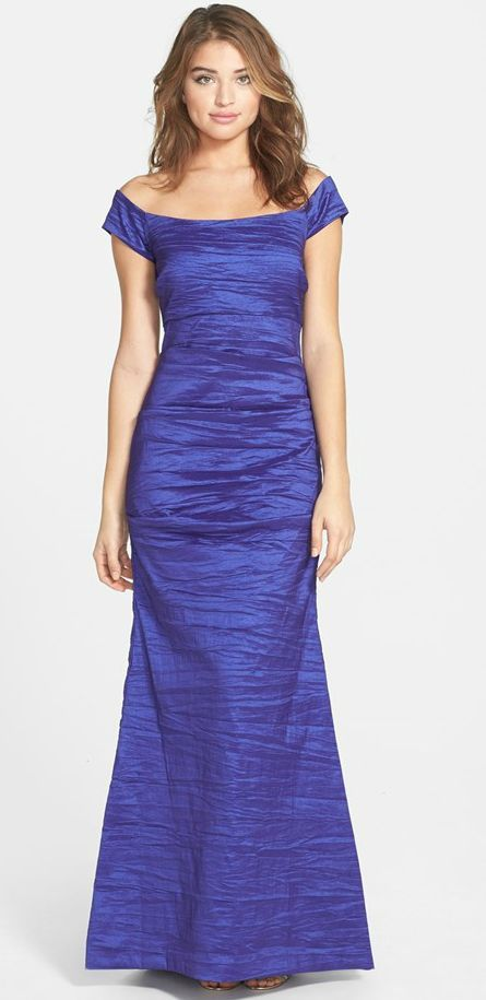 Dark Blue Mother of the Bride Dresses   Bride dress ...