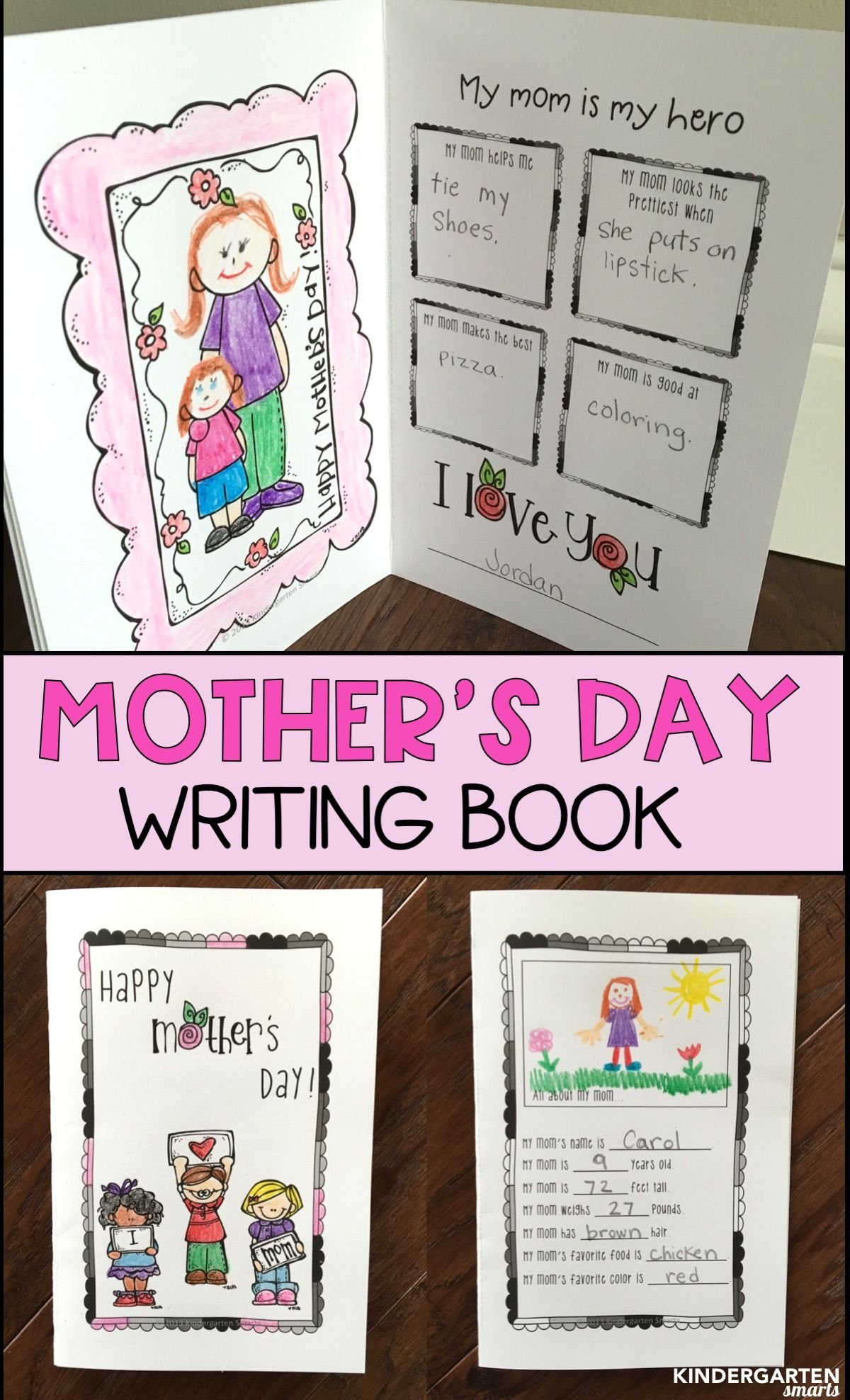 Mother S Day Book With A Freebie
