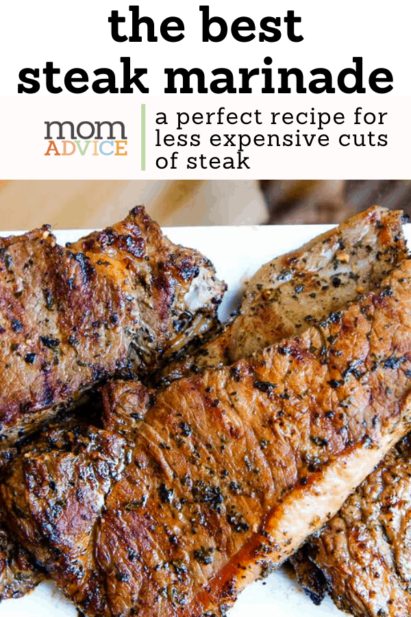 The Best Steak Marinade Recipe for Grilling
