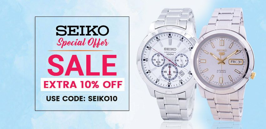 Special Offer Seiko Archives CityWatches.co.uk in 2020