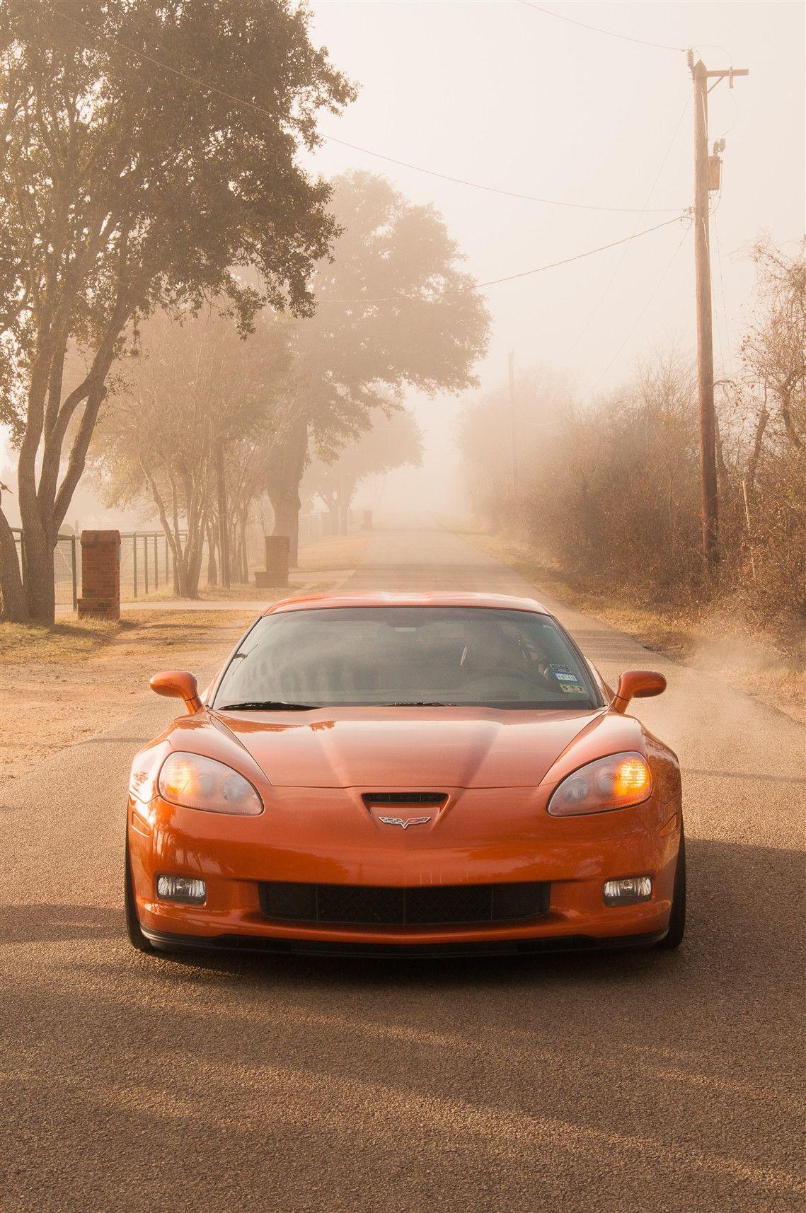 Atomic Orange Z06 Finally Tinted Photos Ls1tech Chevrolet Corvette Corvette Chevrolet