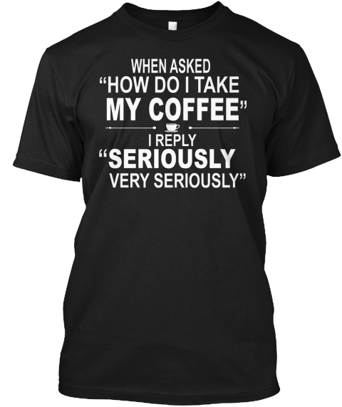 **JUST RELAUNCHED! GET YOURS SOON!** Do You Love Coffee