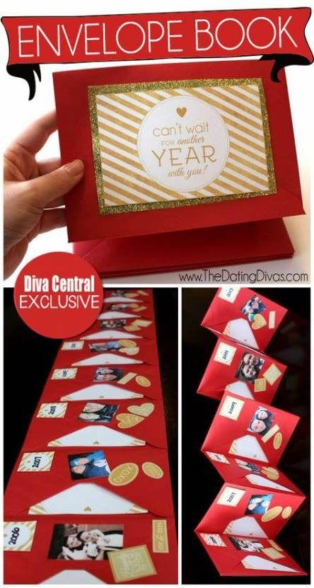 31 ideas diy crafts for boyfriend anniversary divas for ...