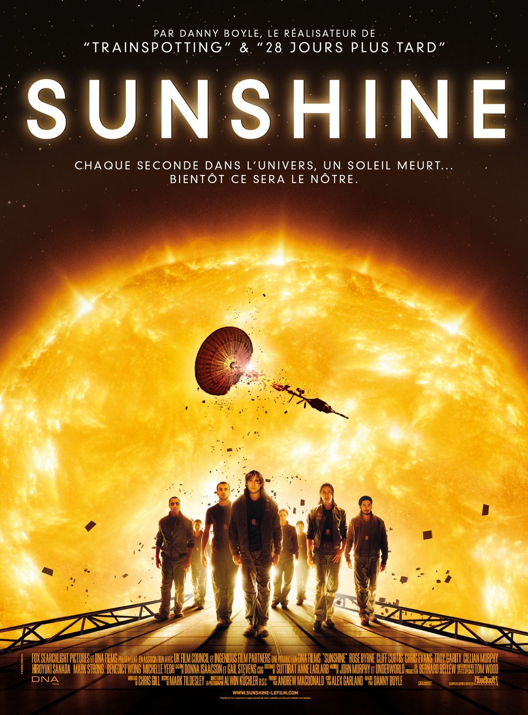 Sunshine Sunshine Film Sunshine 2007 Sci Fi Movies