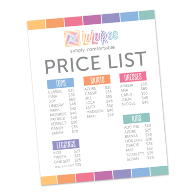 Lularoe 3 X 5 Thank You Care Card Itw Visions Lularoe Business Cards Lularoe Instant Download Printable