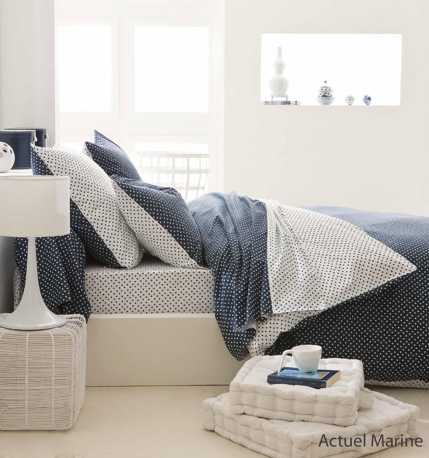 linge de lit adulte tradilinge collection 2012 made in france d coration d. Black Bedroom Furniture Sets. Home Design Ideas