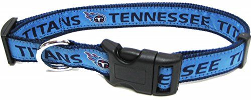 74d9e90de Pets First NFL Tennessee Titans Pet Collar Large   You can get more details  by clicking on the image.