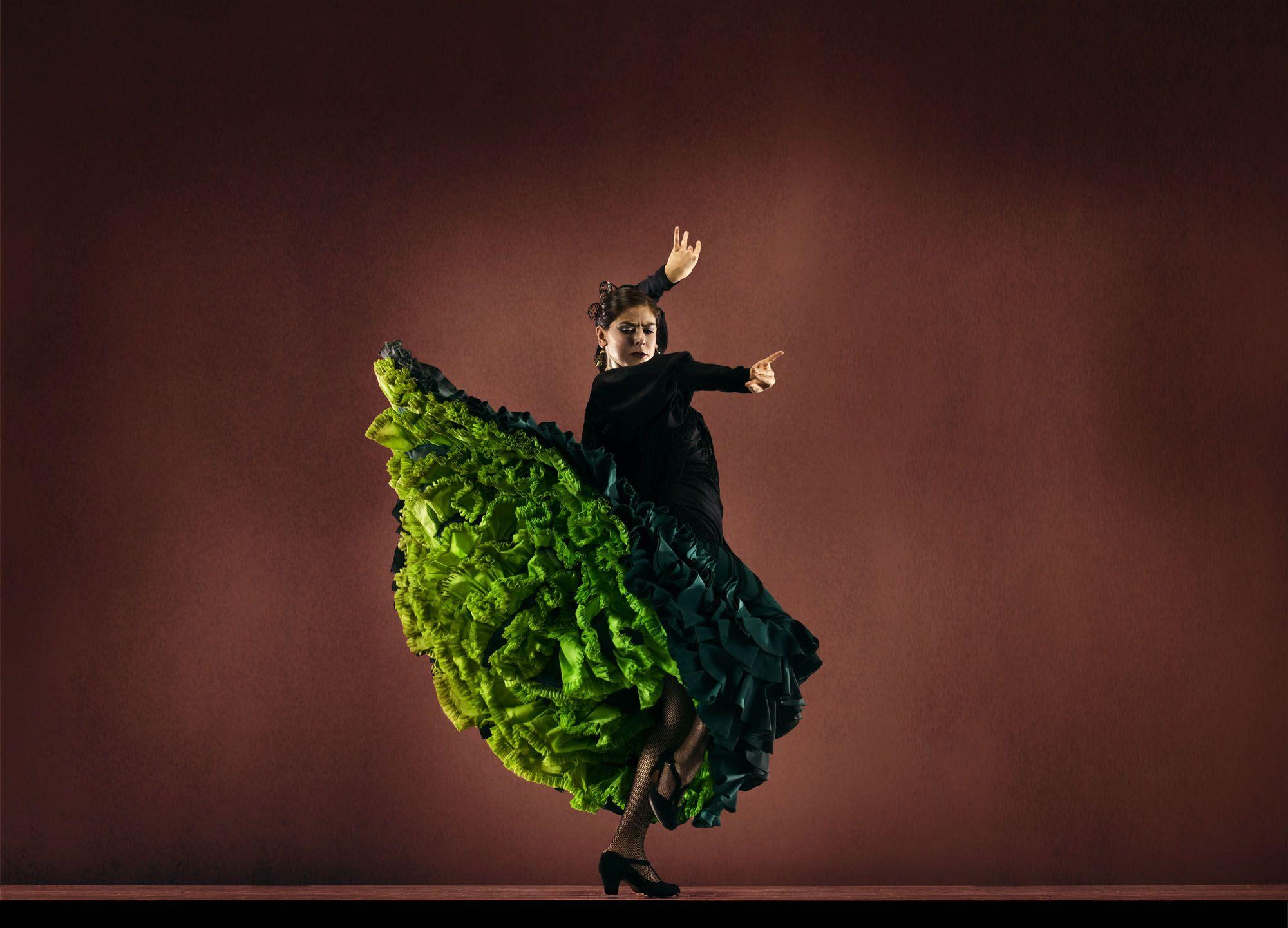 World Arts West : San Francisco Ethnic Dance Festival : Dancers : Theatre Flamenco of San Francisco
