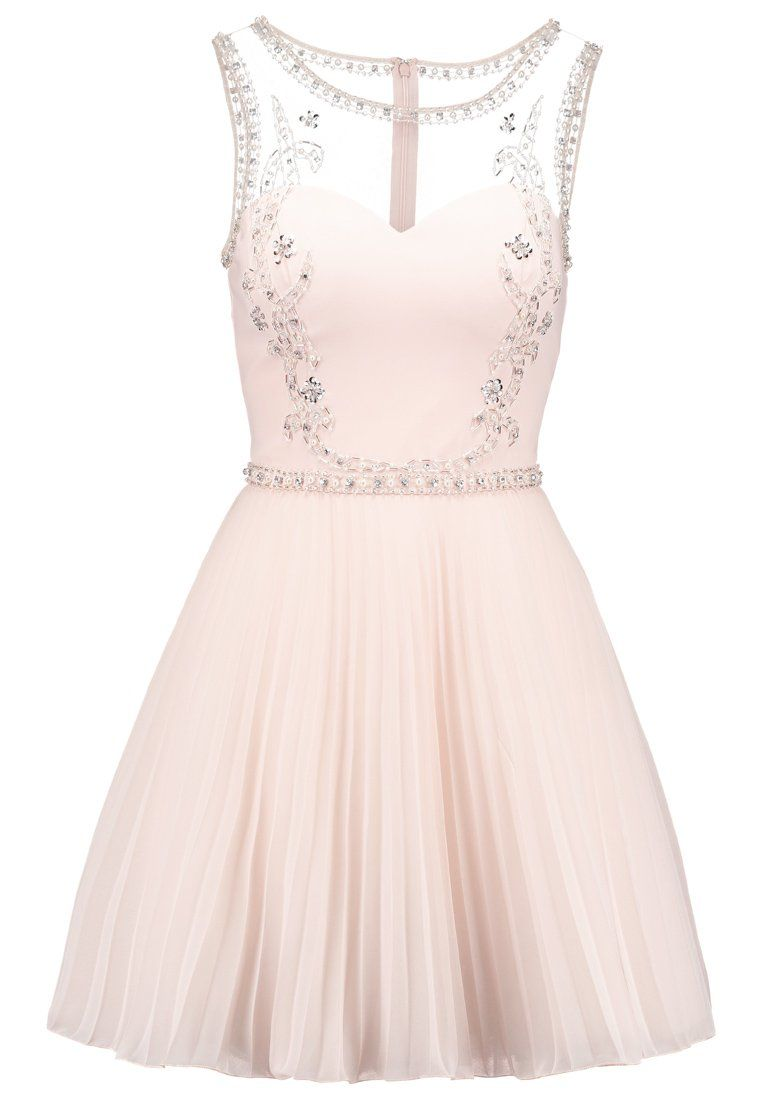 Chi Chi London Cocktailkleid / festliches Kleid - rose - Zalando