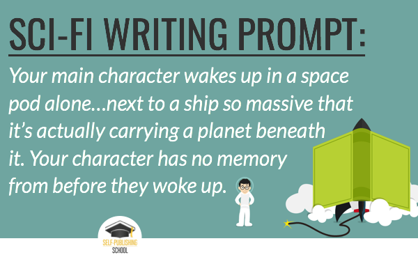 200+ Creative Writing Prompts for the Best Fiction Book