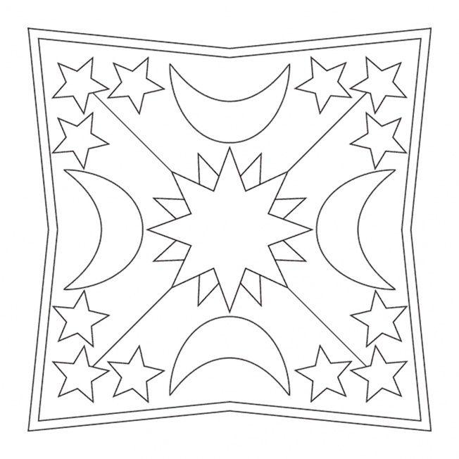 sternemandala 1  mandala  pinterest  sterne sonne