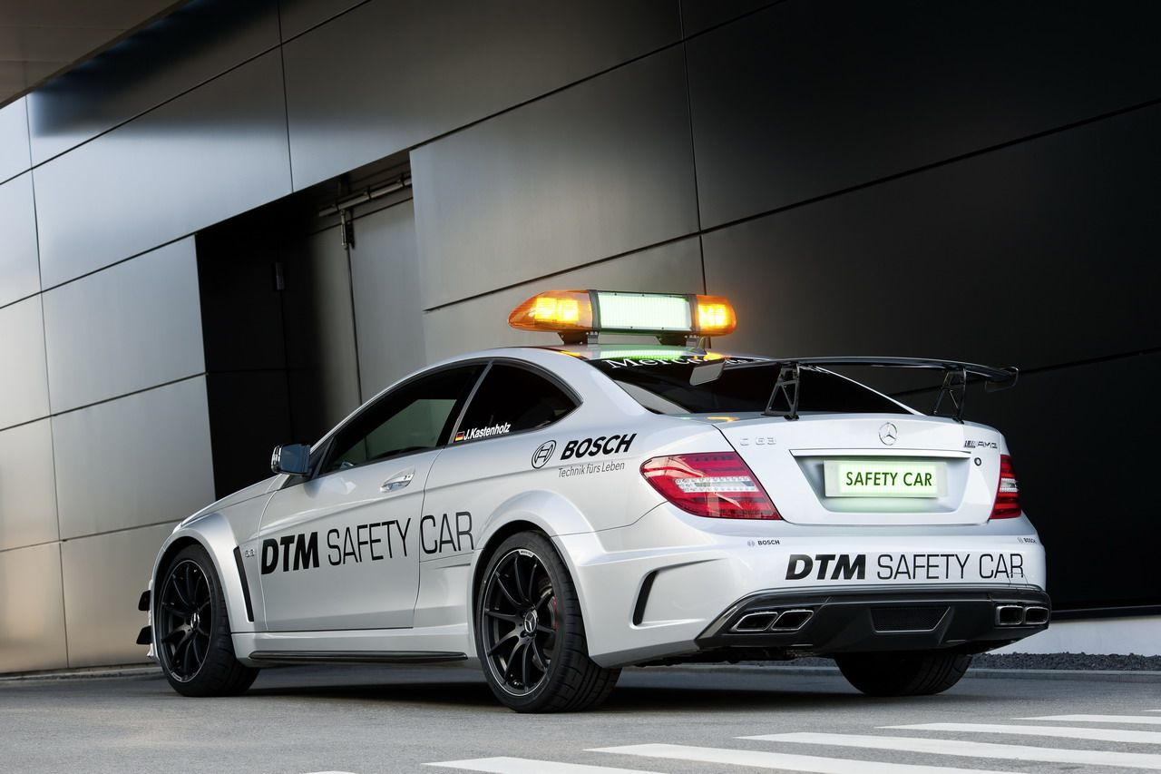 Mercedes benz blog the new dtm safety car c 63 amg coup