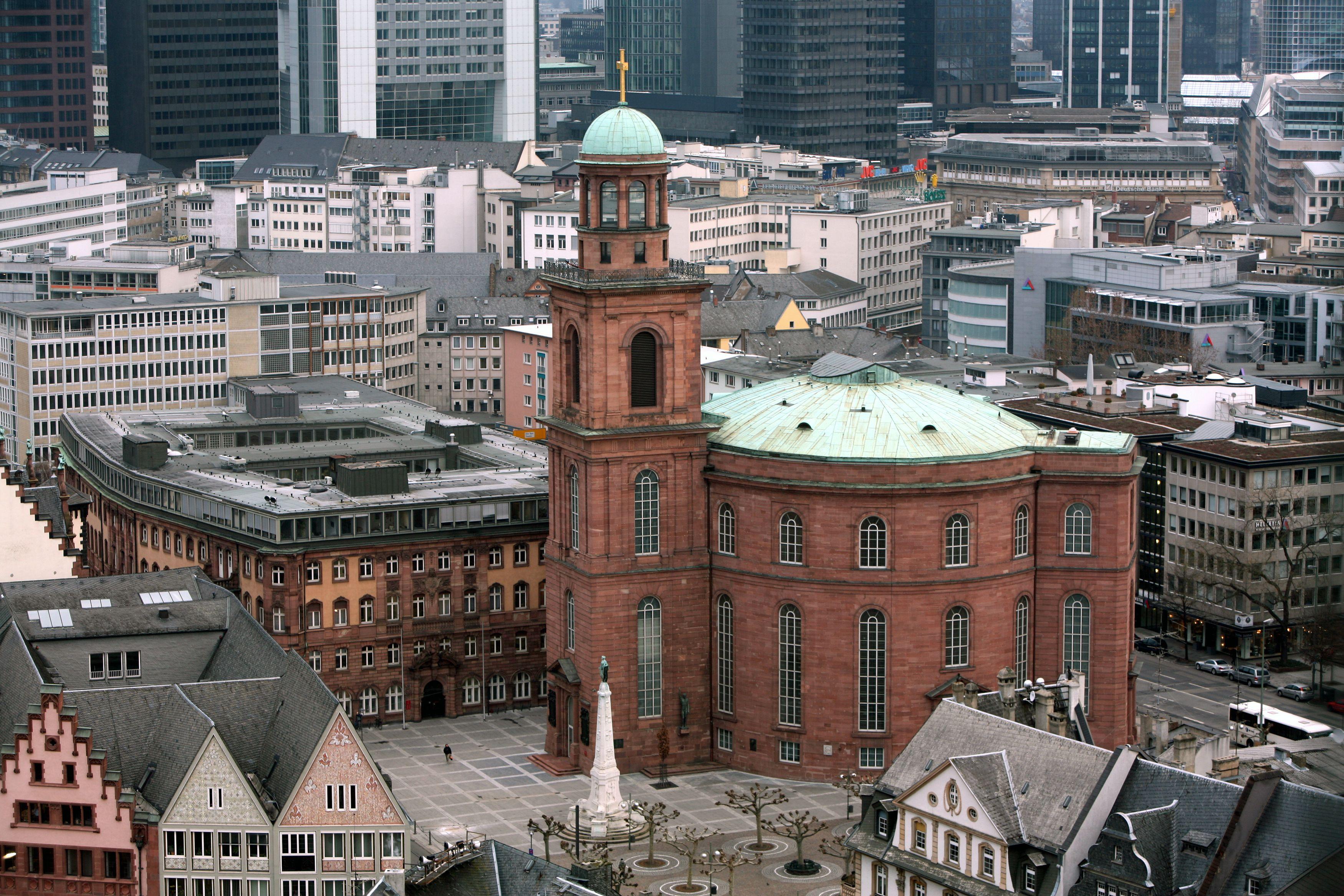 Frankfurter Paulskirche House styles, Mansions, House