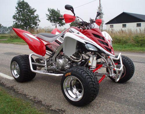 700 Yamaha Raptor Yamaha Raptor 700 Special Edition 08