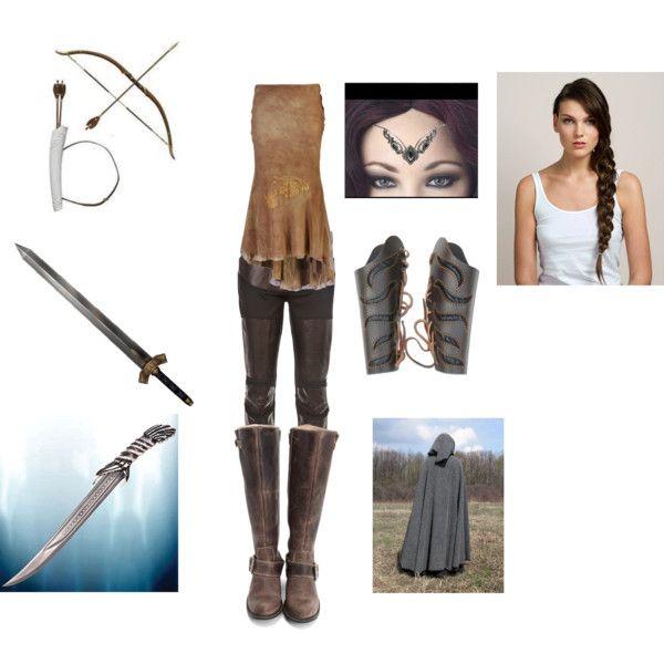 Medieval warrior princess - Polyvore | Costume Ideas 2 | Pinterest | Warrior princess Medieval ...