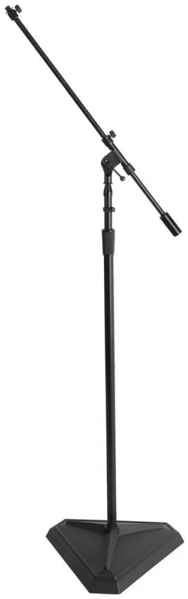On Stage Stands Sms7630b Hex Base Studio Boom Microphone Stand Microphone Stand Microphone Microphone Studio