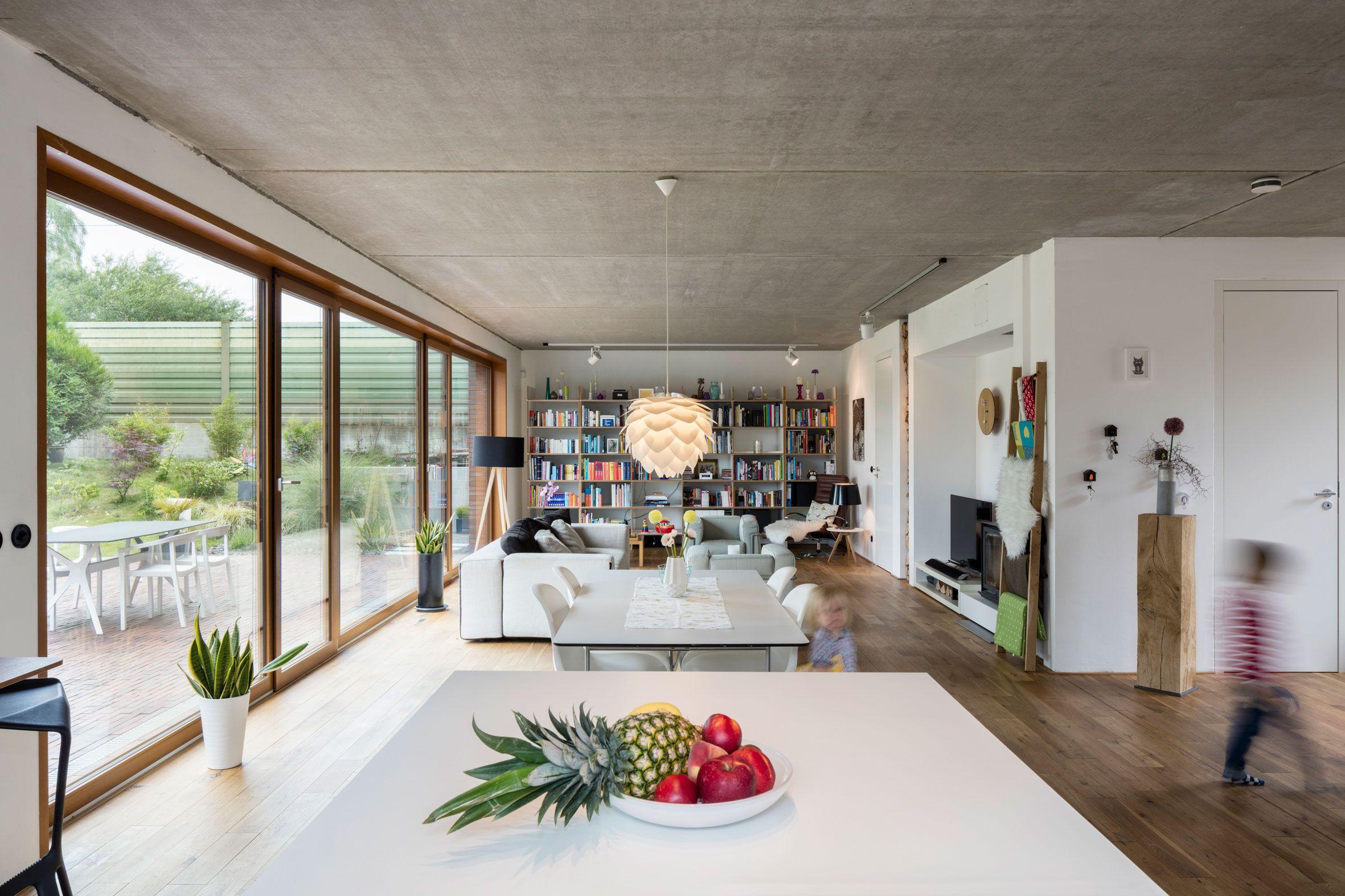 Kochen Essen Wohnen dachfenster einbauen mehr licht ins haus holen interiors and house