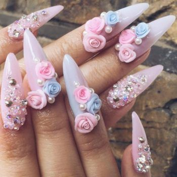 200 3d nail art that will help you rock 2020 en 2020