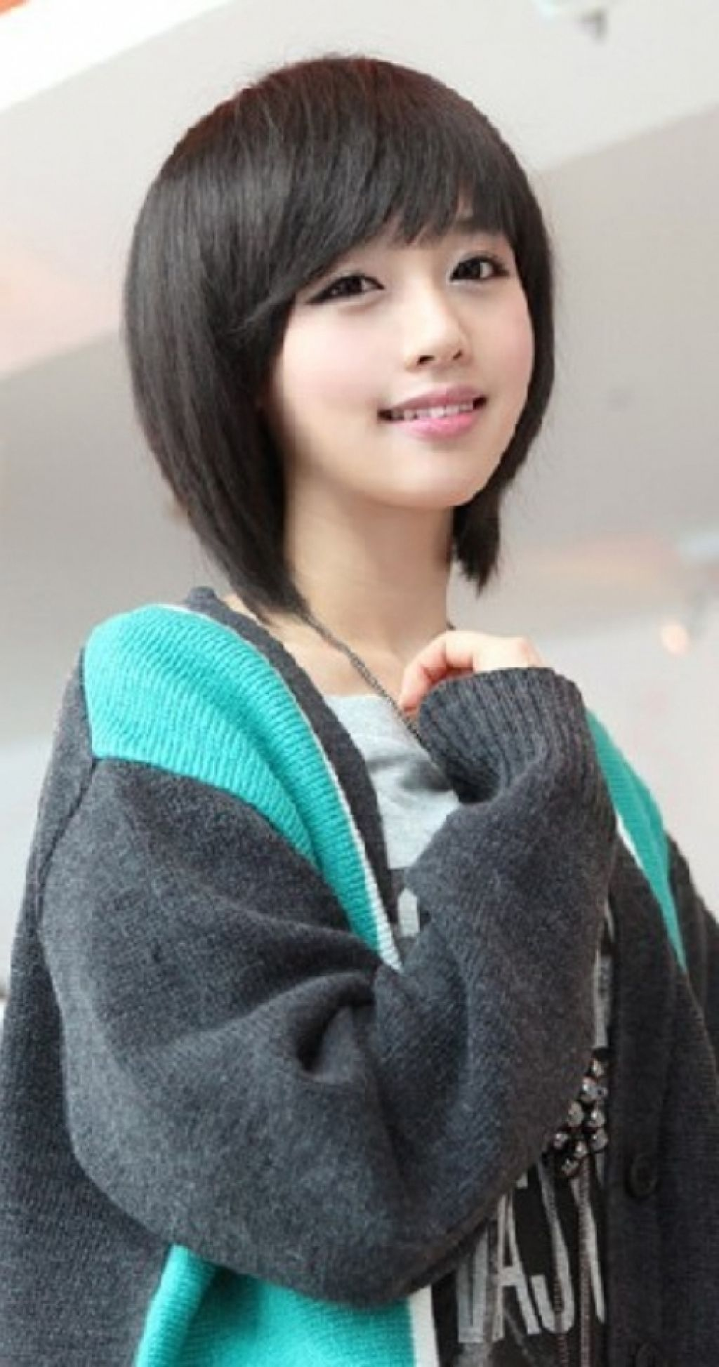 brown and black asian hair color trends 2015 asian short hair black