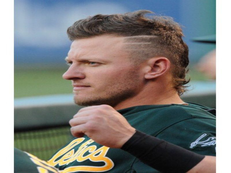 Pin By Hairstyles On Hairstyles For Men In 2019 Baseball Haircuts