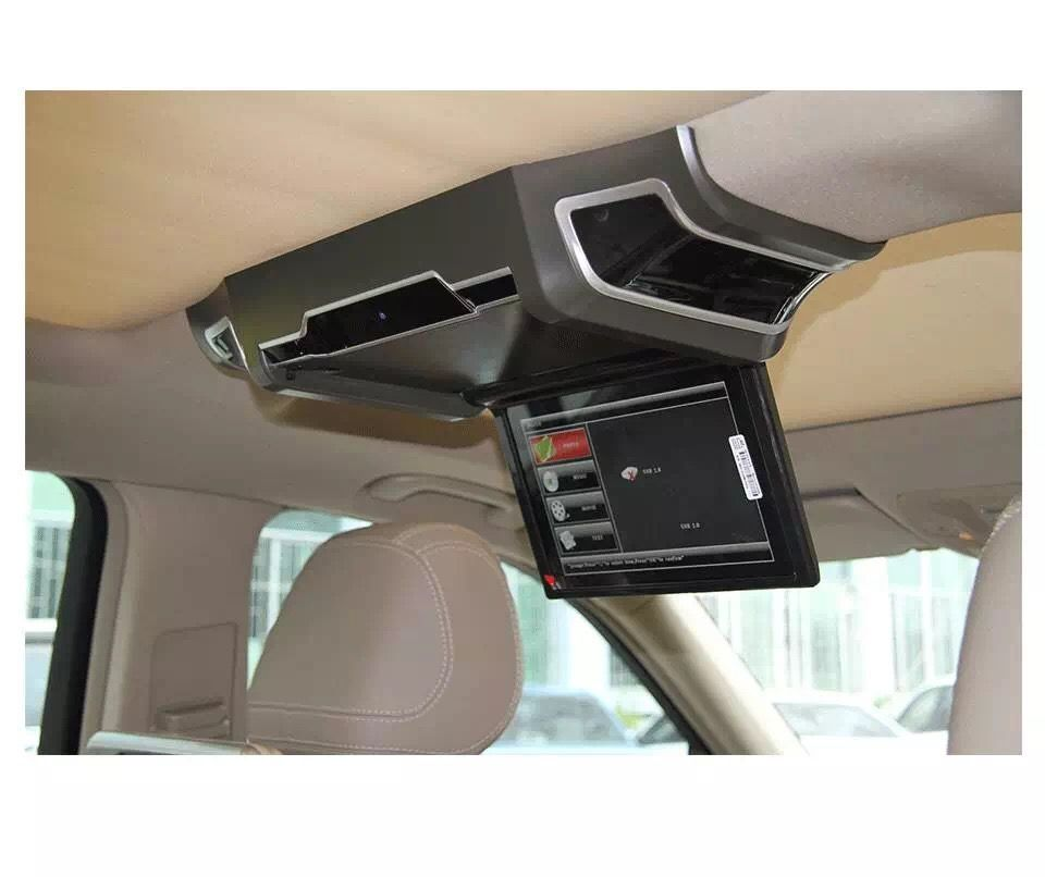 10 1 inch full hd rear seat entertainment system for for Mercedes benz rear seat entertainment system