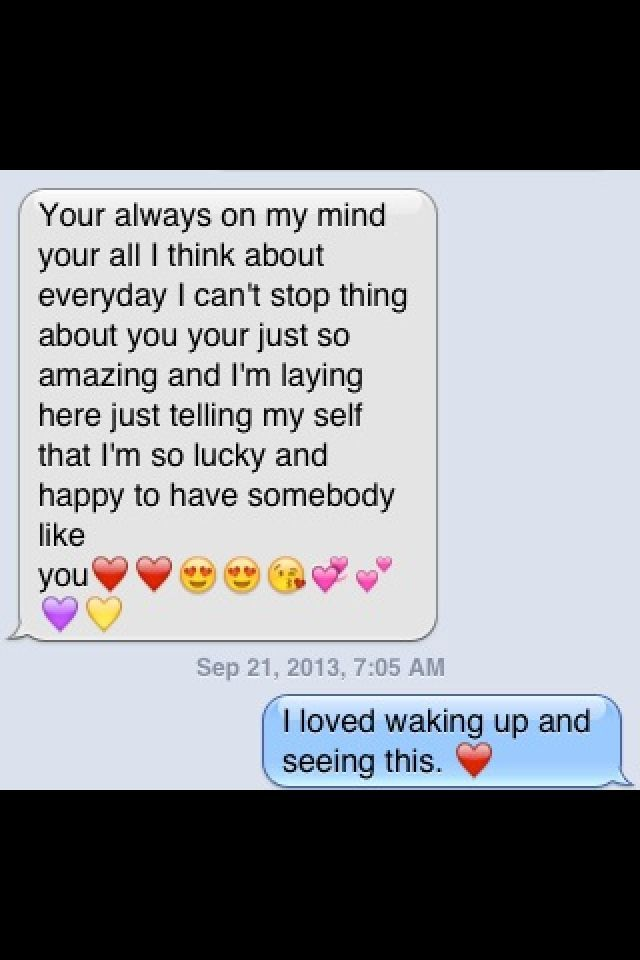 cute text to crush - Google Search | Cute text messages