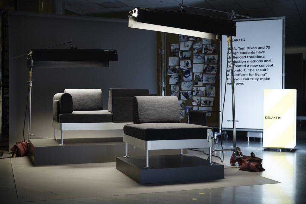 Tom Dixon Delaktig Ikea Collection Design