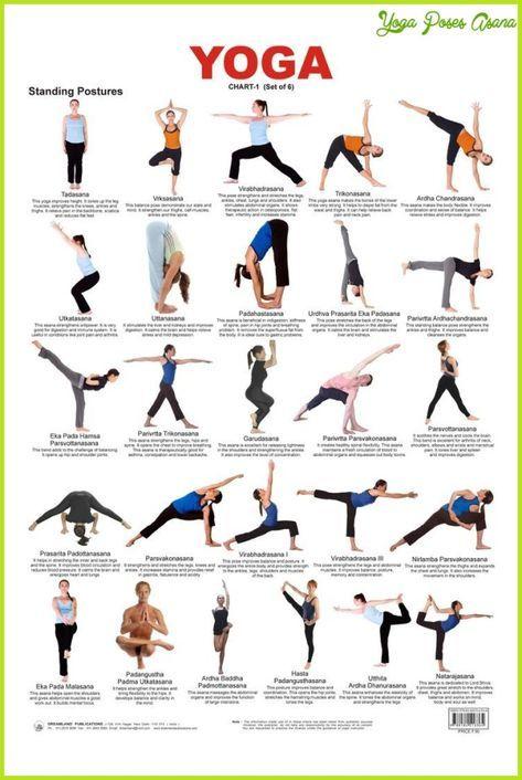 Yoga Asanas Names And Benefits 17