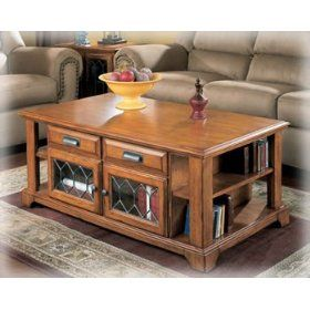 Sicily Coffee Table with Lift Top and