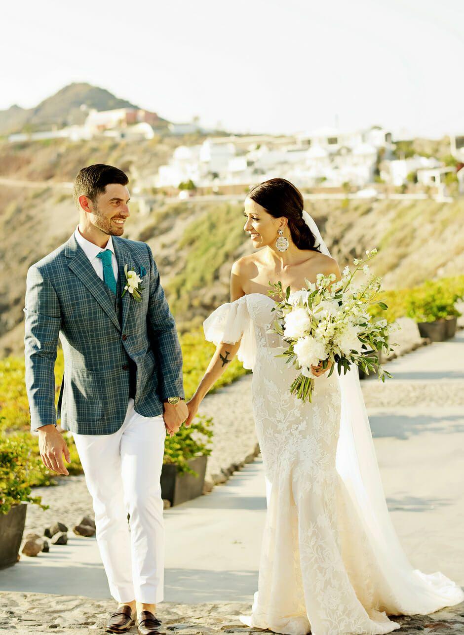 Greece mykonos santorini athens wedding photographer