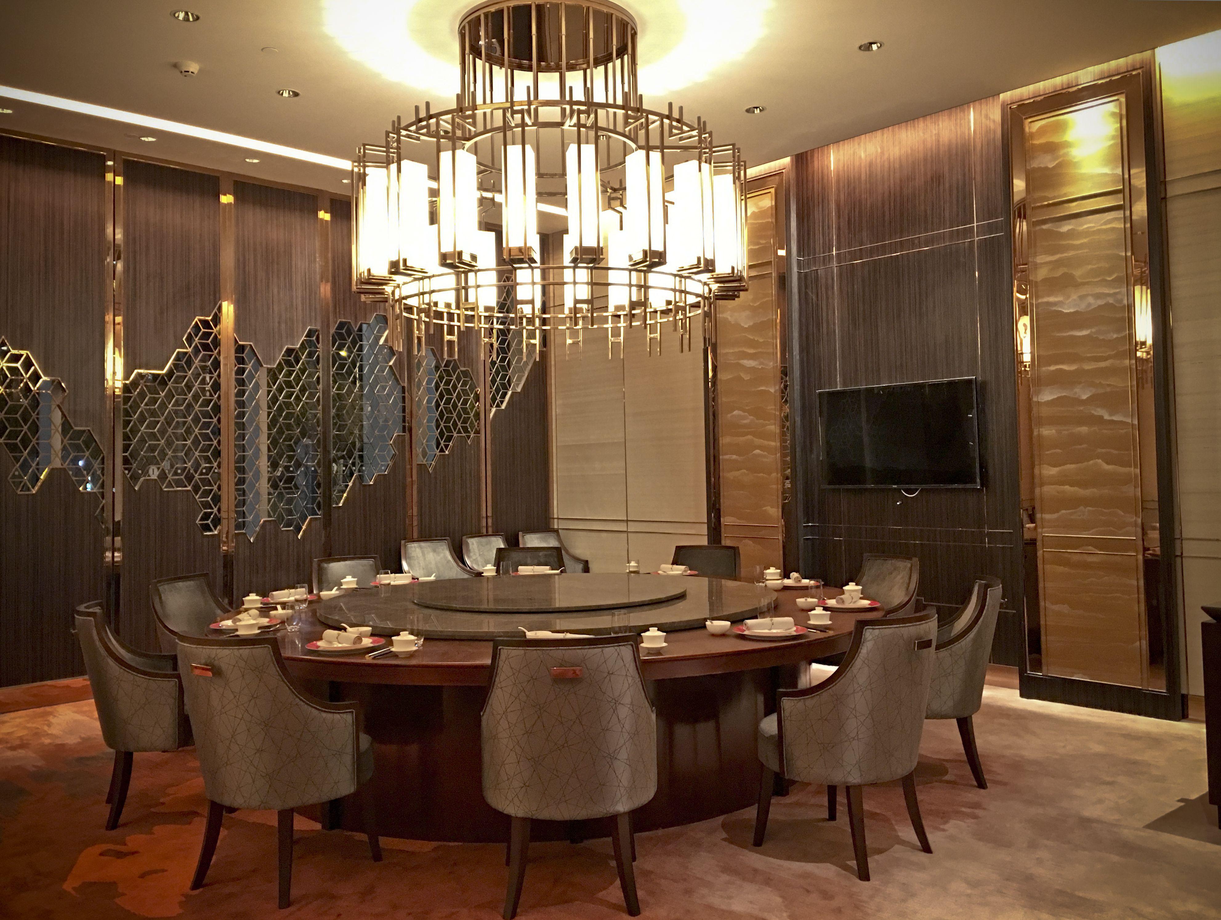 Intercontinental shanghai necc by hba design for Design hotel shanghai