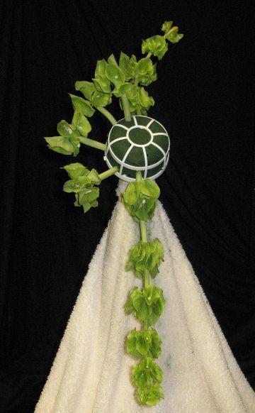 Bells Of Ireland 0003 Jpg 360 582 Bridal Bouquet Bouquet Design Diy Bouquet