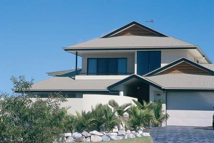 Roofing Materials For Tropical Climates Hipages Com Au Facade House Roof Design House Exterior