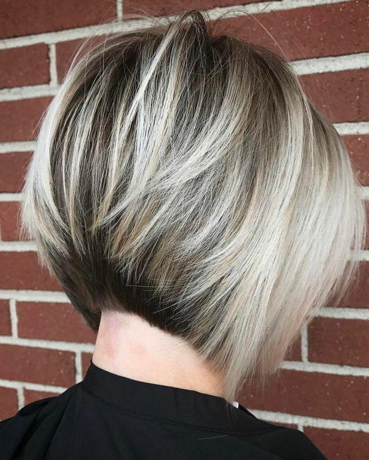 - #rundesgesicht | bob frisur, haarschnitt bob, haarschnitt