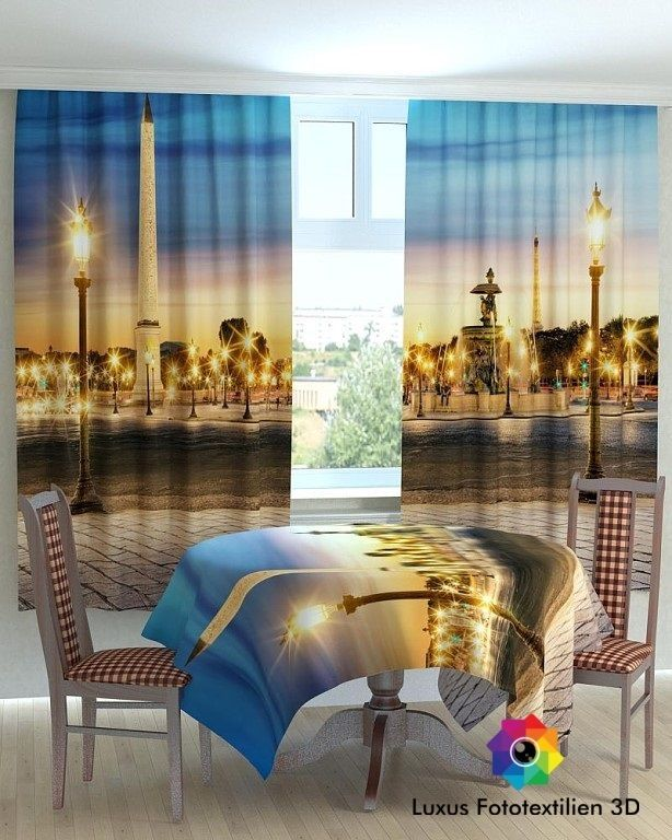 Fotogardine 3D bei Ebayde \u20ac kaufen Europäische Produktion - Ebay Küchen Kaufen
