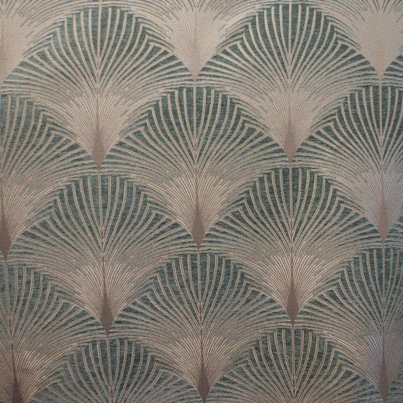4 Fibre Naturelle York Velvet Art Deco Upholstery