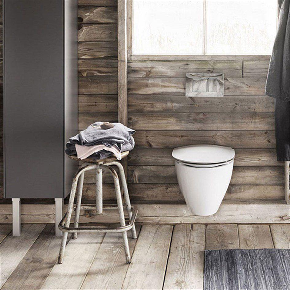 Vägghängd Toalettstol Ifö Spira Art 6245 Rimfree | Badrum : toalettstol : Inredning