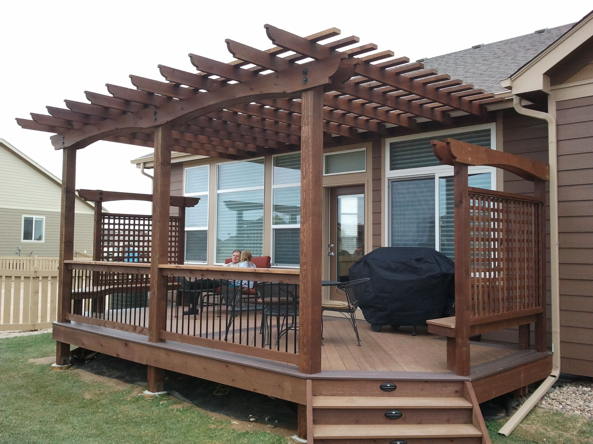 Concrete Patio Covering Ideas | Patio Cover Ideas: For Decks And Patios