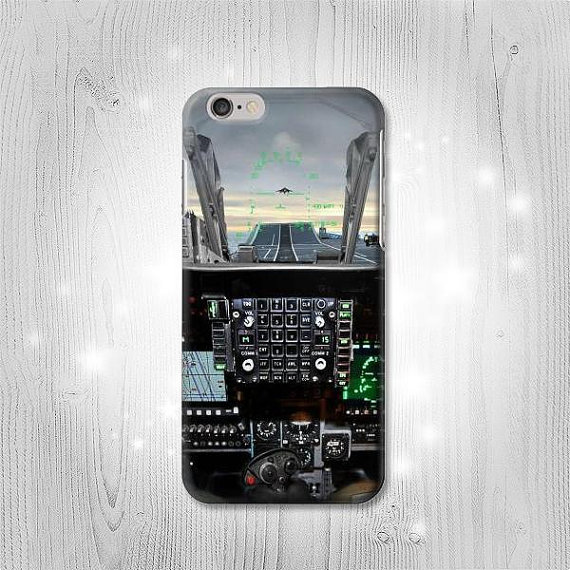 Cockpit overview iPhone 11 case