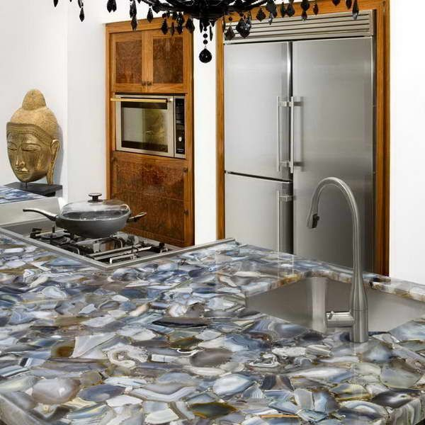 Countertops And Backsplashes Concetto Agate Countertop
