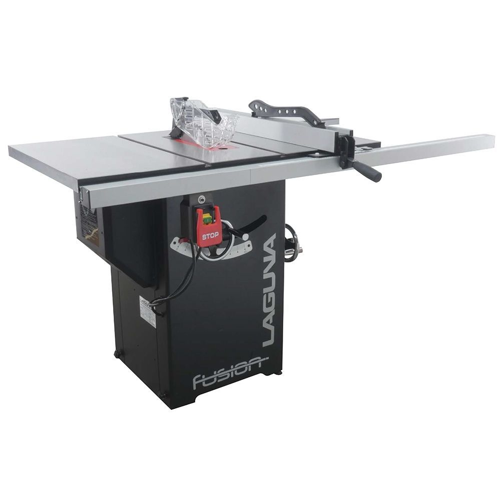 Laguna F2 Fusion Tablesaw 36 Rip Capacity Rockler Woodworking And Hardware Best Table Saw Table Saw Reviews Table Saw
