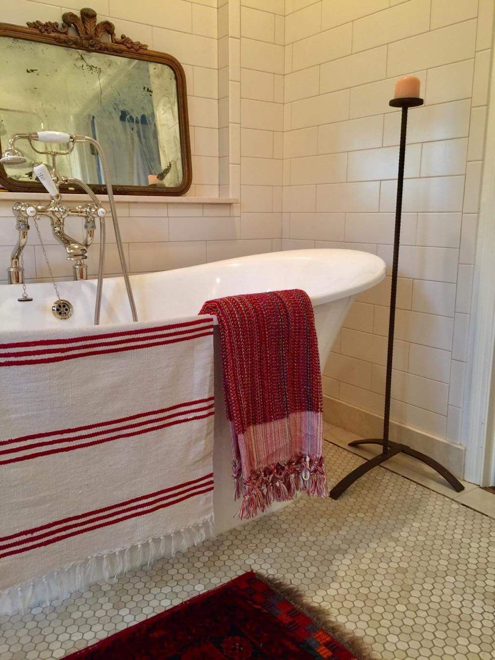 Best Turkish Bath Towels Red Muz Thick Looped Towel And White With Red Stripe Thin Looped Towel Add Warmth Turkish Bath Towels Turkish Towels Turkish Bath