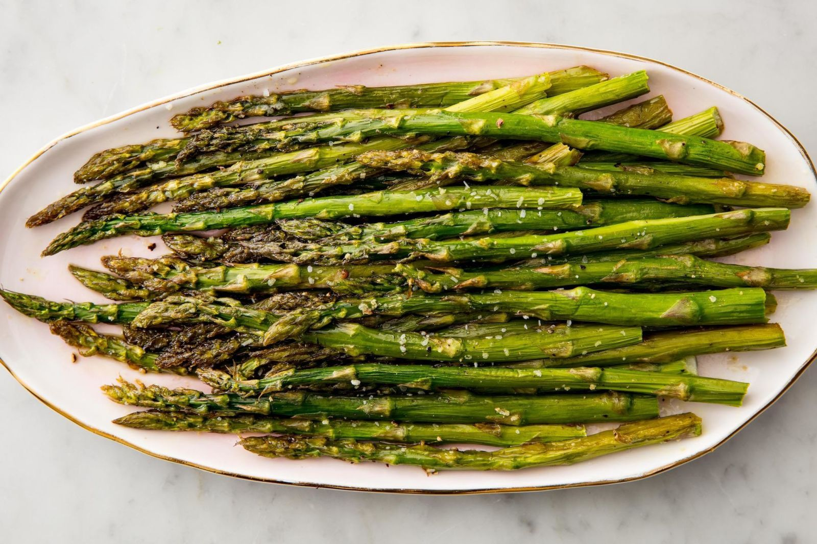 This Oven Roasted Asparagus Makes The Best Vegetable Side Recipe Asparagus Recipes Roasted Easy Asparagus Recipes Grilled Asparagus Recipes