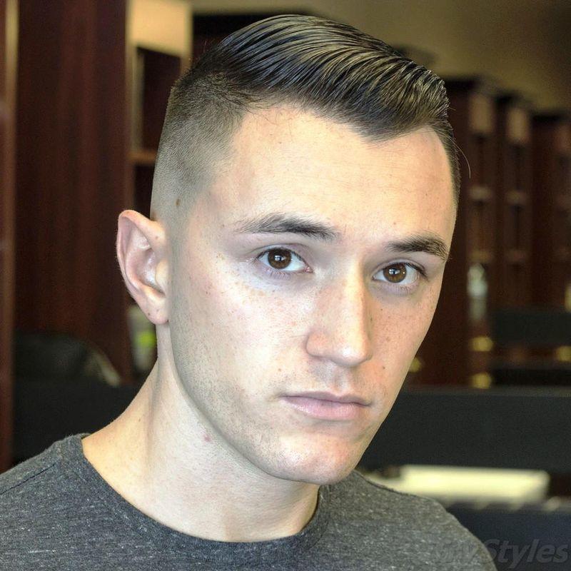 30 best men haircut inspirations suit your face shape in