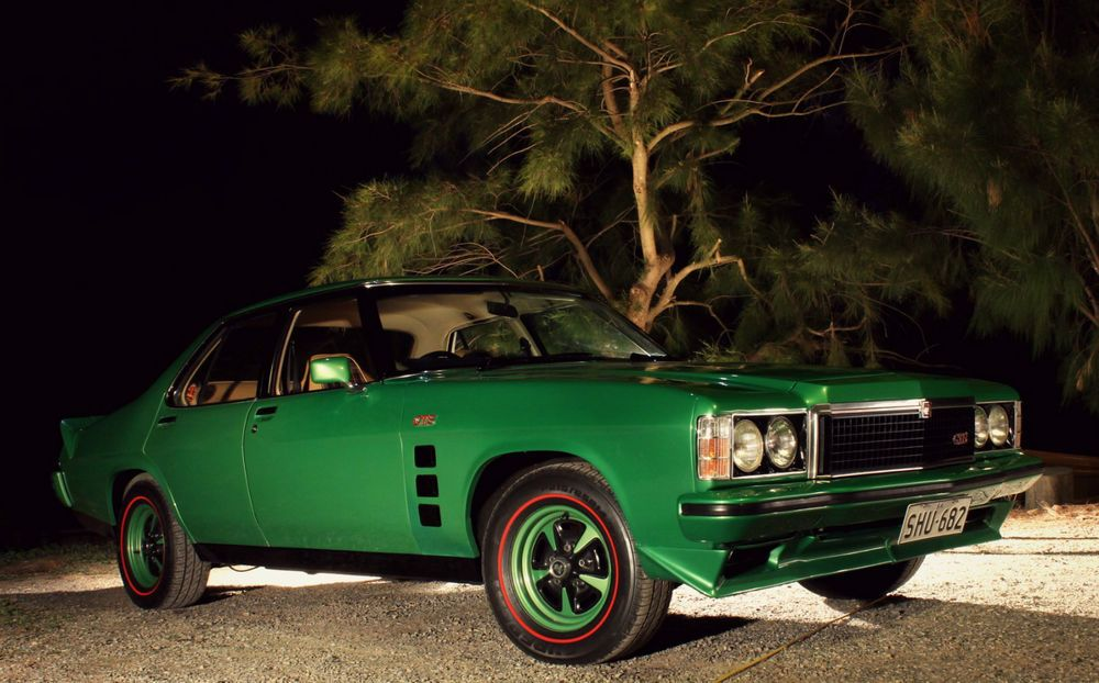 HZ GTS/Monaro. Fully restored, Classic Holden Muscle